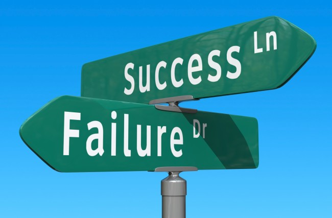 30 reasons for failure