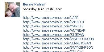 teamzen facebook empire avenue recommendations