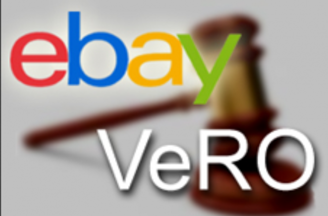 what is eBay VeRO