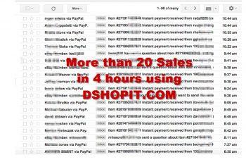 dropshipping automation ebay